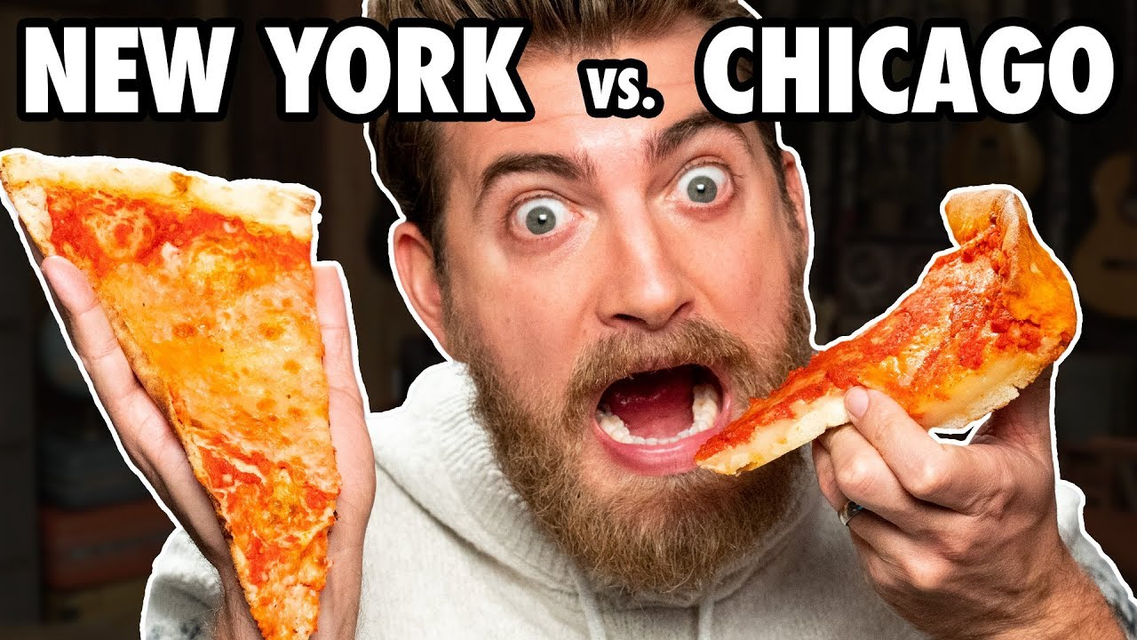 Ultimate Pizza Styles Taste Test