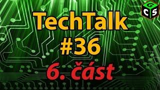 6/6 Přepěťové ochrany, Aktualizace ovladačů, Hry na externím disku - TT #36 [I]