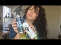 How To: Curly Wavy Natural Hair • Witch i Love Your Hair + Bouncecurl Tutorial