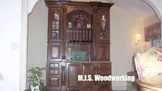Long Island Cabinet Contractors, Mjs Woodworking 631.414.74334