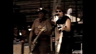 George Thorogood & Bo Diddley - Who Do You Love? (Live Aid 7/13/1985)