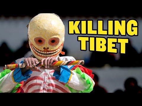 China's BIG LIE About Tibet