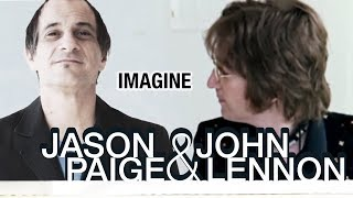 Jason Paige & John Lennon Sing Imagine