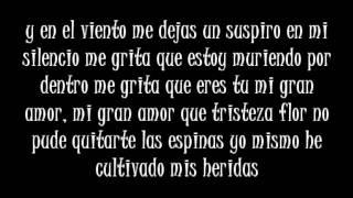 No pude quitarte las espinas - La Desición Vallenata con letra