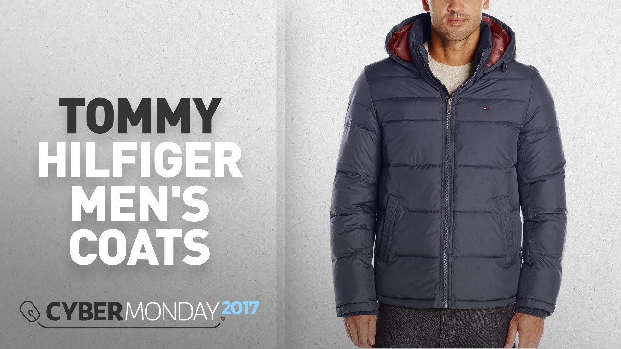 bd6fdcb7eca43 Top Cyber Monday Tommy Hilfiger Men s Coats  Tommy Hilfiger Men s ...