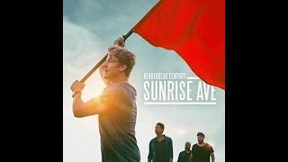 1. Sunrise Avenue - Never Let Go