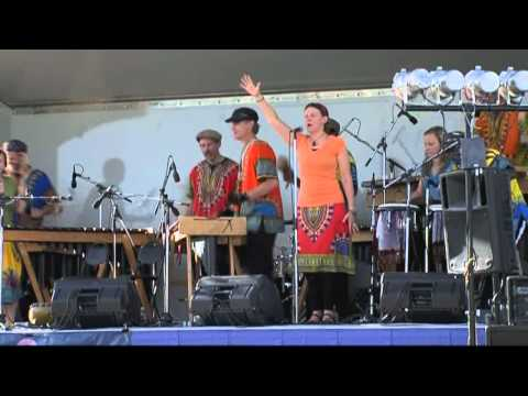 Mhondoro - Kutandara Marimba Experience