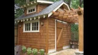 Садовые постройки (36 фото): видео-инструкция по монтажу своими руками, особенности строений для  участков на даче, фото