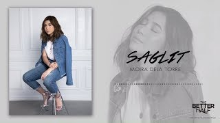 Moira Dela Torre - Saglit (Official Lyric Video)