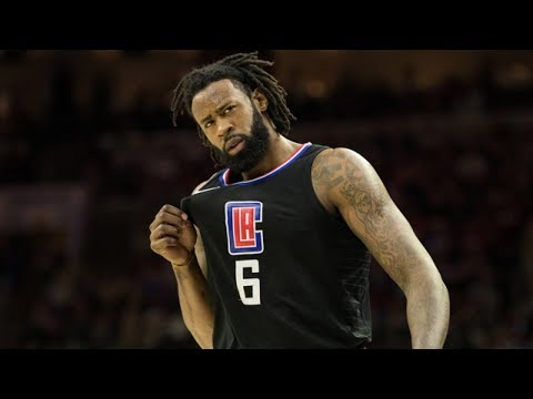 DeAndre Jordan 30 Points Career High vs Celtics! 2017-18 Season