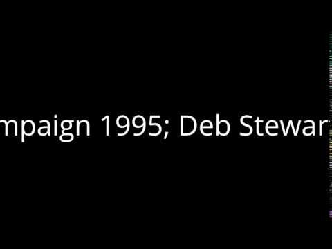 DCI Texas 1995 Radio Campaign - Dallas market; Deb Stewart, producer