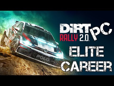 Dirt Rally 2.0 - Elite career - Direct drive - Triple screen - Part 1