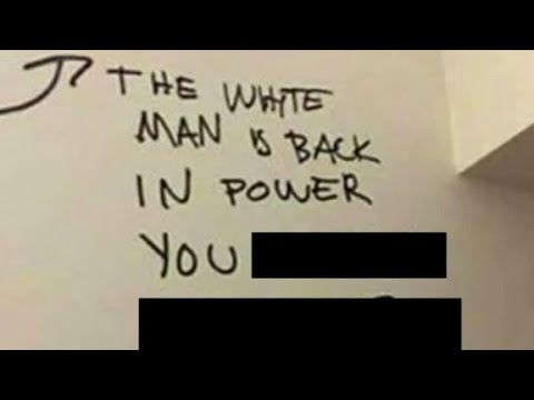 Racist incidents after the election