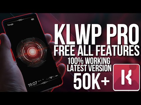 KLWP PRO KEY | JARVIS For Android & Paid Apps For Free Guide | Hindi