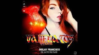 Vallenatos Mix Dj francisco el alto voltaje