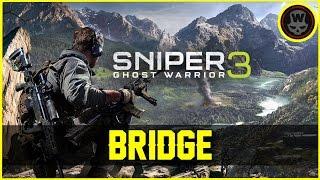 ACT 4: Side Mission: Bridge [FAV Mission] (Sniper Ghost Warrior 3) 1080TI Ultra PC