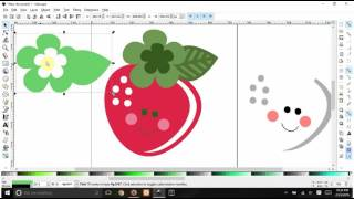 Tracing an image in Inkscape without a solid background