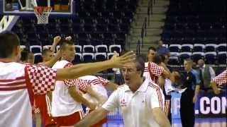 U18 Russia v Croatia Postgame Reaction