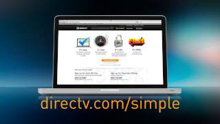 "DIRECTV - ""New Bill Demo Video"""