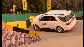 Auto Expo 2016 LIVE STUNTS (Delhi Noida)