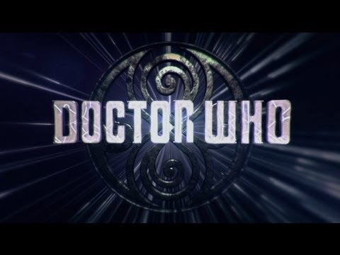 Doctor Who original concept Peter Capaldi intro