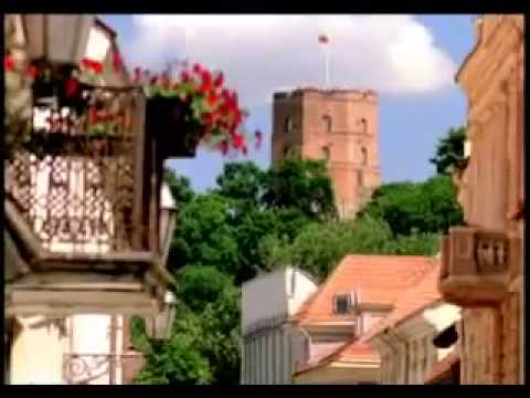 Visit Lithuania - The capital of Lithuania - Brought to you by Tour Advisor TV