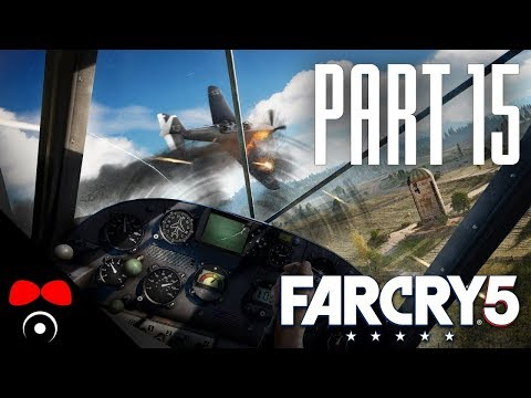 ABSINTHOVÁ VÍLA! | Far Cry 5 #15