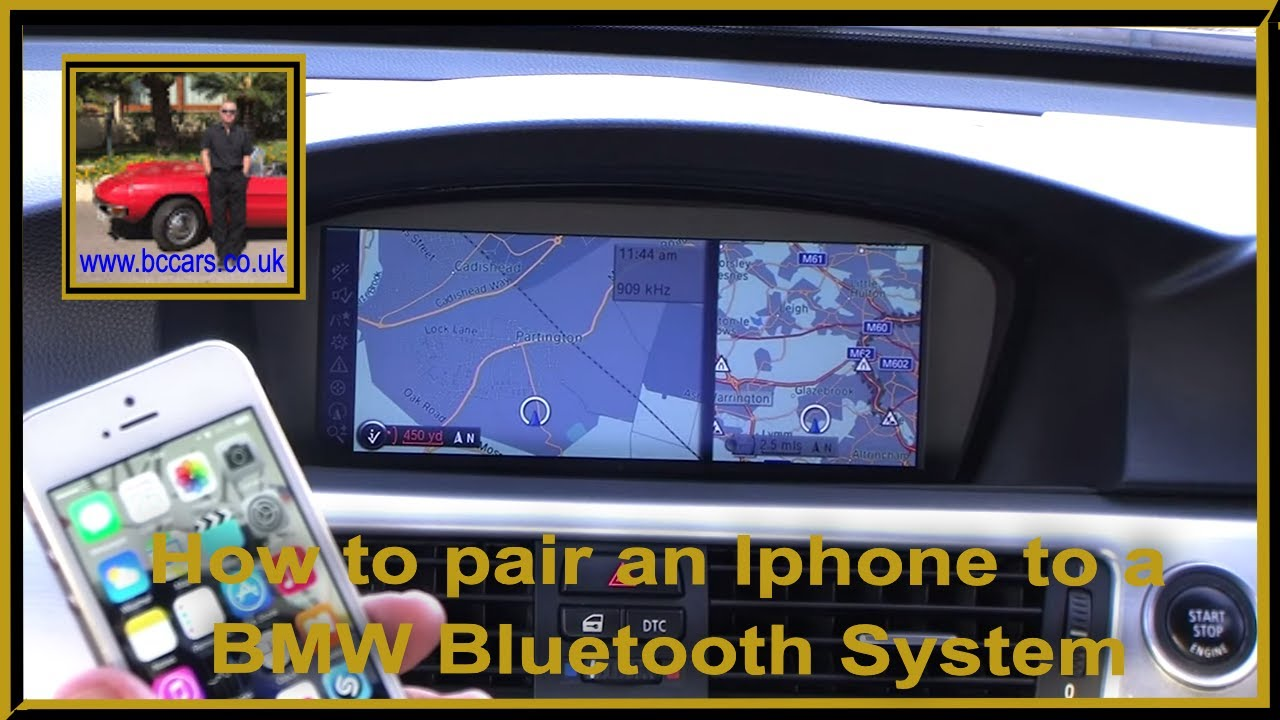 how to pair an iphone to a bmw bluetooth system youtube rh youtube com Visual Identity Manual Vi Editor Manual