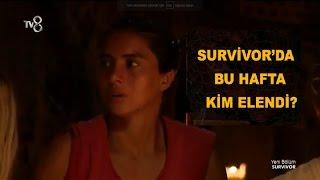 Survivor da Kim Elendi? Adaya Kim Veda Etti? 28 Şubat Salı - Survivor 28/02/2017