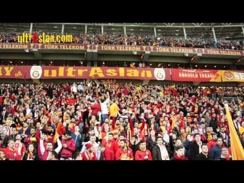 ŞANLI Galatasaray!