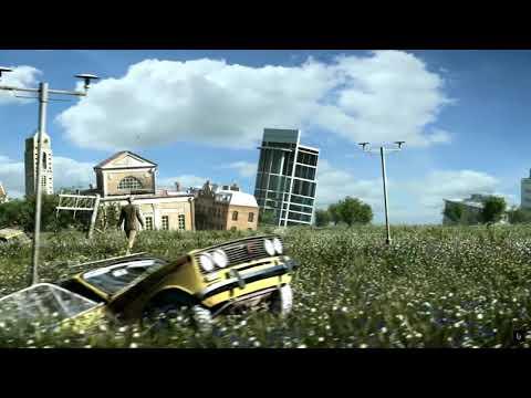 Isle of Klezbos - Weary Sun Tango (Atomic Heart trailer theme)