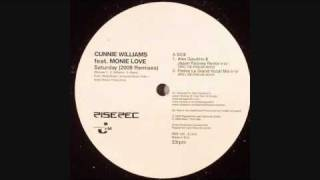 Cunnie Williams feat Monie Love - Saturday (Alex Gaudino And Jason Rooney Remix)