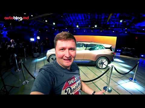 Am fost la premiera mondială a lui BMW iNEXT - AutoBlog.MD