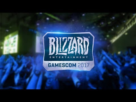 Blizzard Gamescom 2017 All Cinematics and Trailers