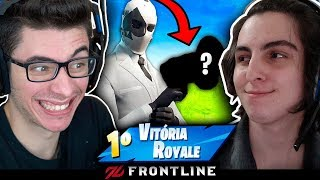 THIS HAPPENS WHEN WE FIND THE BEST ITEM OF FORTNITE!