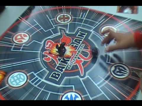 Bakugan Brawl At Toys