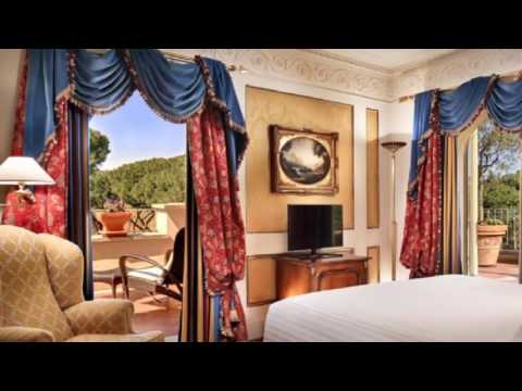 Hotel Splendide Royal   Small Luxury Hotels of the World ***** - Rome, Italy