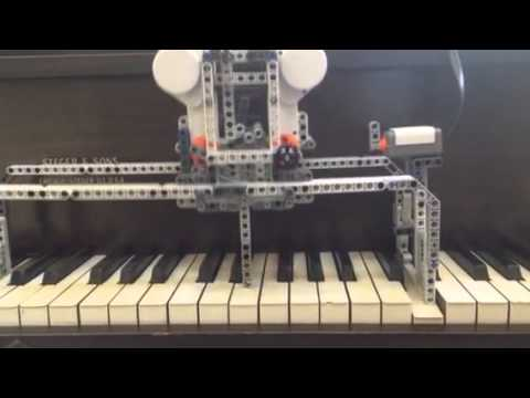 how to play music on lego mindstorms