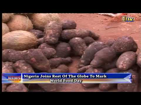 Nigeria joins rest of the globe to mark World Food Day