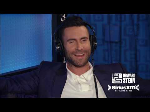 "Adam Levine Talks What Goes on Behind the Scenes at ""The Voice"""