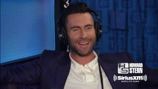 adam levine talks what goes on behind the scenes at the voice