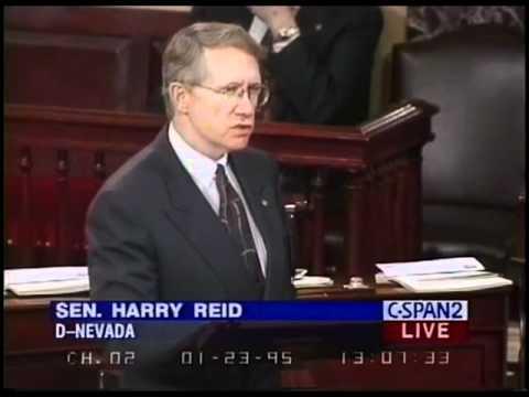"Harry Reid: ""I think we should audit the Federal Reserve"""