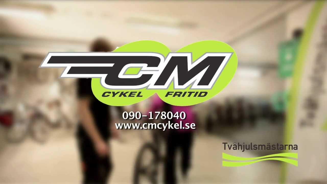 CM Cykel   Fritid Verkstads reklam (kort) - YouTube 6363c829f9d84