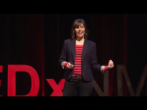 Lets Change The Way We Talk About Climate Change | Jes Thompson | TEDxNMU