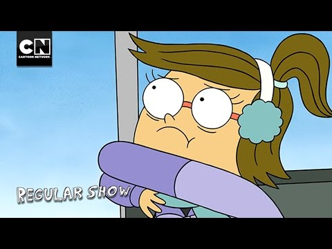 Cold Memory I Regular Show I Cartoon Network