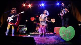 "Art Zone Shuffle: Tacocat plays ""Bridge to Hawaii"""