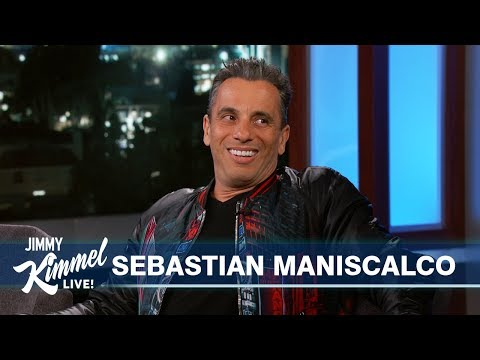 The Vinnie Penn Project - Sebastian Maniscalco on Italian Homes, A Set In Front of Stallone & Pacino