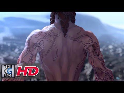 """CGI 3D Animated Short Film: """"Sigurdr"""" - by ESMA"""