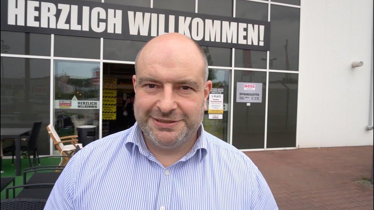 Möbel Boss Saarbrücken Neuer Filialleiter Und Stellenangebot Youtube