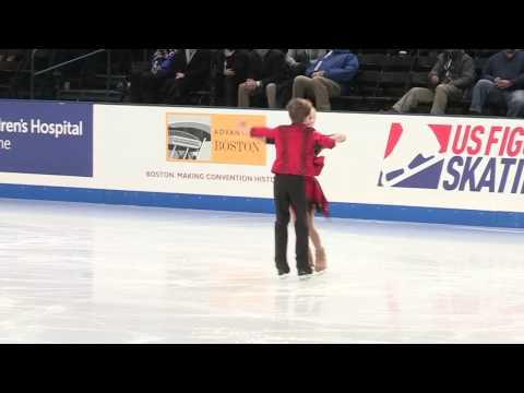 2014 prudential US figure skating championships juvenile dance fourteenstep
